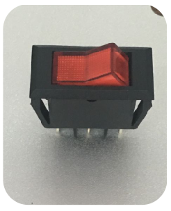 rocker switch KR2-1
