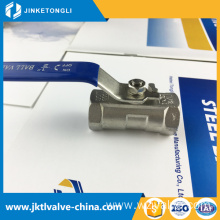 new products heating system factory directly ansi 1/4 stainless ball valve