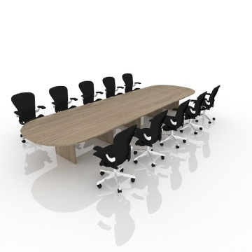Commercial furniture meeting desk modern conference table