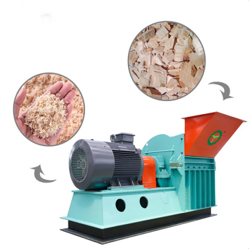 Wood Hammer Mill Machine для продажи