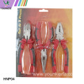 Mini Multifunctional Size 3Pcs Combinations Grip Pliers Set