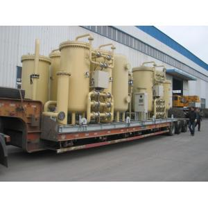 PSA nitrogen making machine for pipe blowing