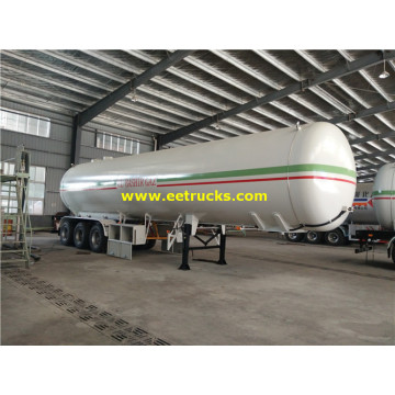 50m3 26ton NH3 Transportation Tanker Trailers