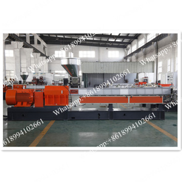 Engineering Plastic Resin Extruder Machine