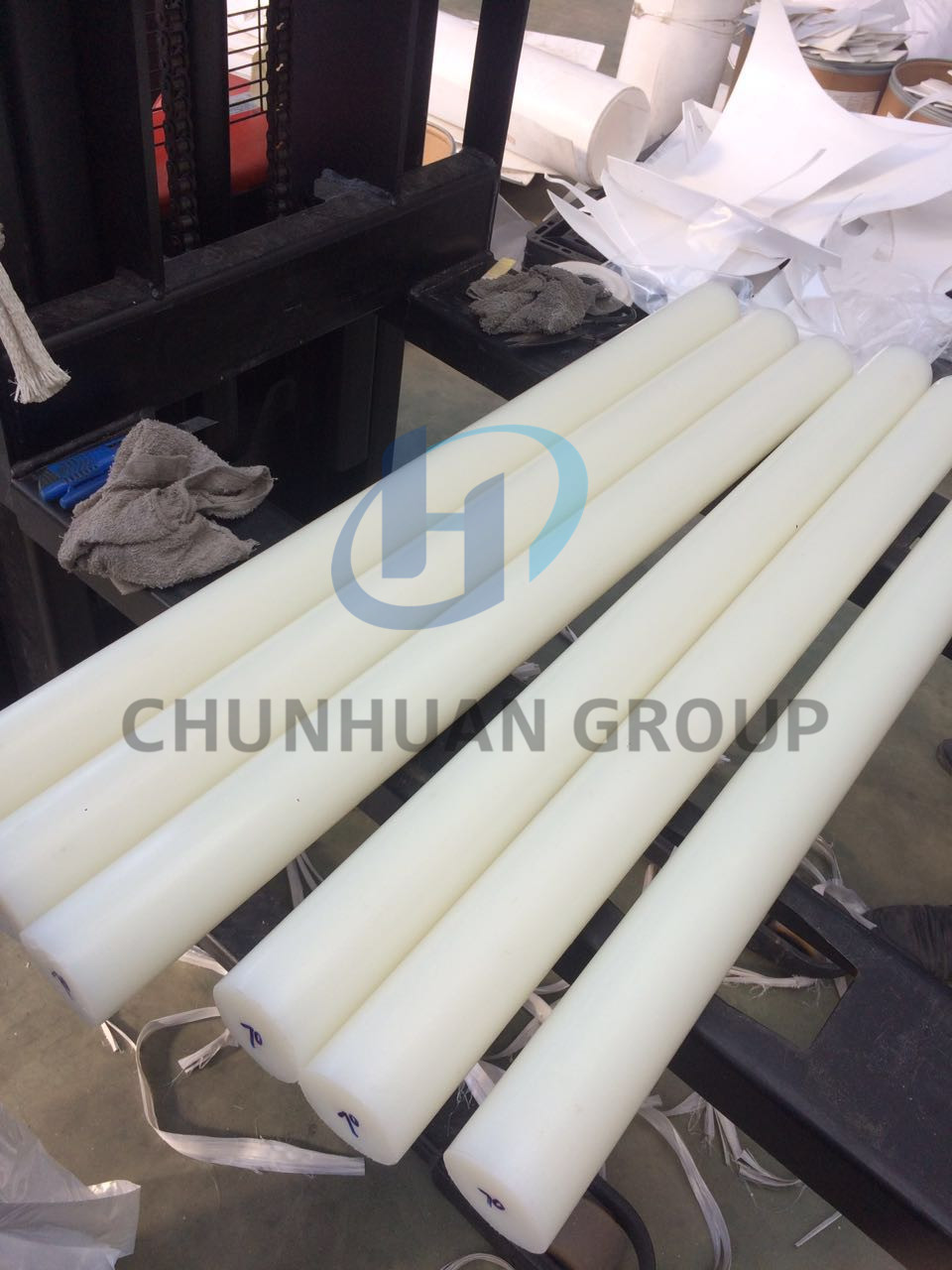 Nylon Products Sheet/Rods/Tube