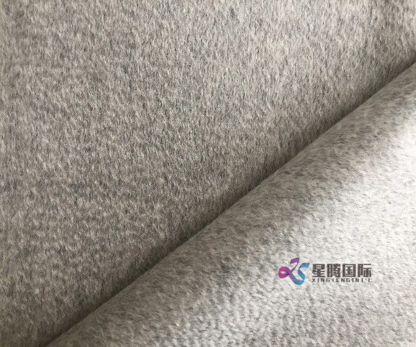 Garment Fabric Thick And Solid Fabric Wool Fabric