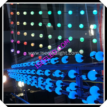 LED Pixel Ball String Curtain For Events