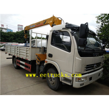 Wholesale Discount for 10 Tons Dongfeng Truck Cranes Dongfeng 15 TON Boom Truck Cranes export to Marshall Islands Suppliers
