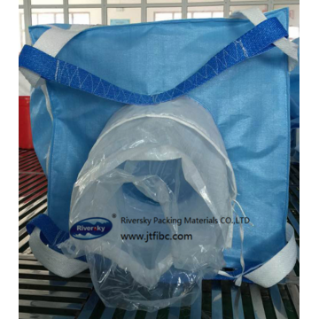 Jumbo flour packing bags