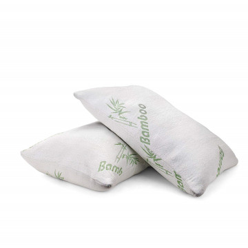 Bamboo Fiber Shredded Memory Foam Pillow