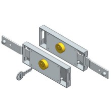 Customized for Roller Shutter Lock Latch Shifted Roller Shutter Door Locks supply to Spain Exporter