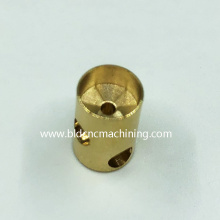 High Efficiency Turning Milling Machining Brass Parts