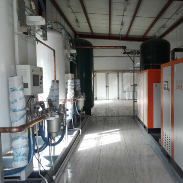 Containerized Oxygen Cylinder Filling Plant Factory Price