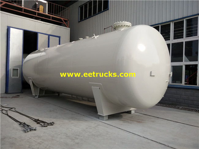 Domestic Bulk Propane Vessels