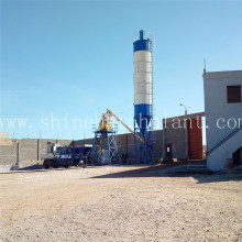 Hot sale good quality for Mobile Batching Plant 25 Central Mix Batch Plants export to Vietnam Factory