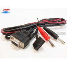 OEM for Medical Wire Assemblies DB9 female to electrode needle cable supply to Japan Suppliers
