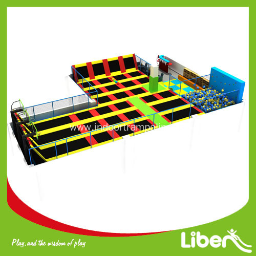 Large Inside Trampoline Centre for Adult
