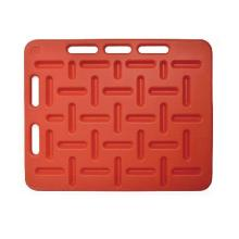 Red Hard Plastic Used Livestock Panels For Pig