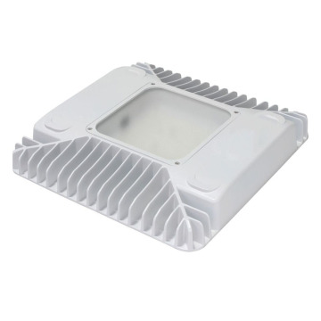 led canopy lights fixtures 100w 5000k 13000lm