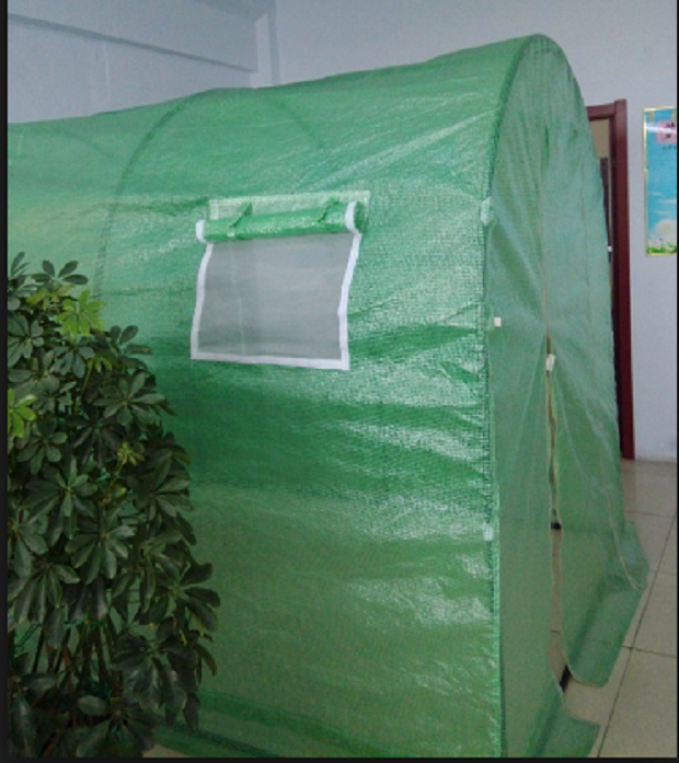 Mesh Tarpaulin Green House