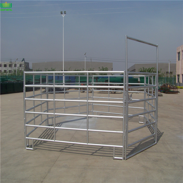 Steel Corral Fence Fences For Horses