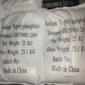sodium tripolyphosphate as surfactant in detergent powder