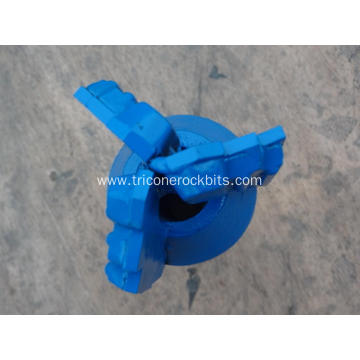 3 Blades Drag Bit For Water/mining Well Drilling
