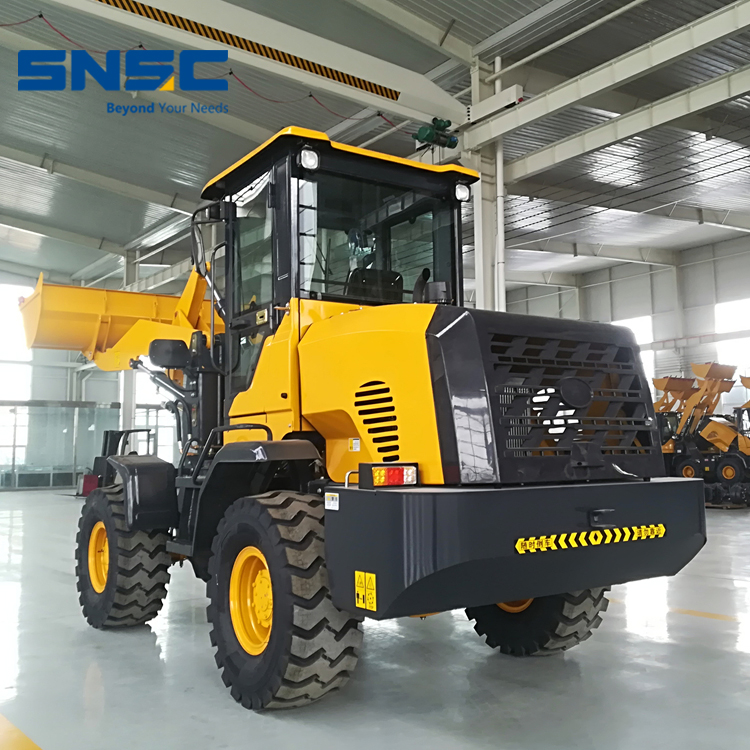 Quality Small Loader 1.5 Ton For Sale