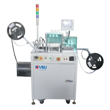 Full Auto Smart Card IC Tape Punching Machine