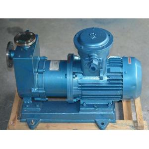 ZCQ stainless steel self-priming magnetic pump