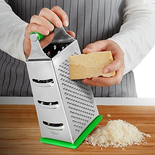 4 Sides Box Grater