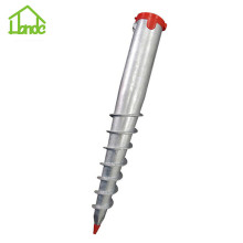 Ground Screw with U Open for Letterboxes