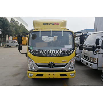 2019 Nuevo FOTON Aulin 4.2m Center Road Wrecker