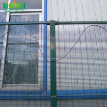 Hot sale security 358 anti-climbing fence