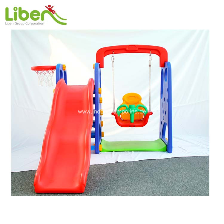 Kids indoor plastic slide for sale