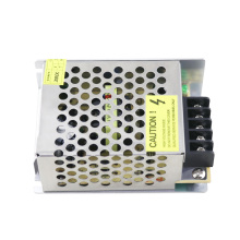 Single Output 5V 5A AC DC Universal Switching Power Supply for CCTV