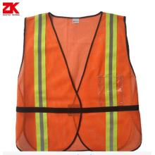 reflective motorcycle warning vest