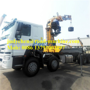 16T  Knuckle Truck Mounted Crane SQ16ZK4Q