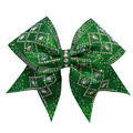 Low Price Prismatic Shape Girls Cheer Bows