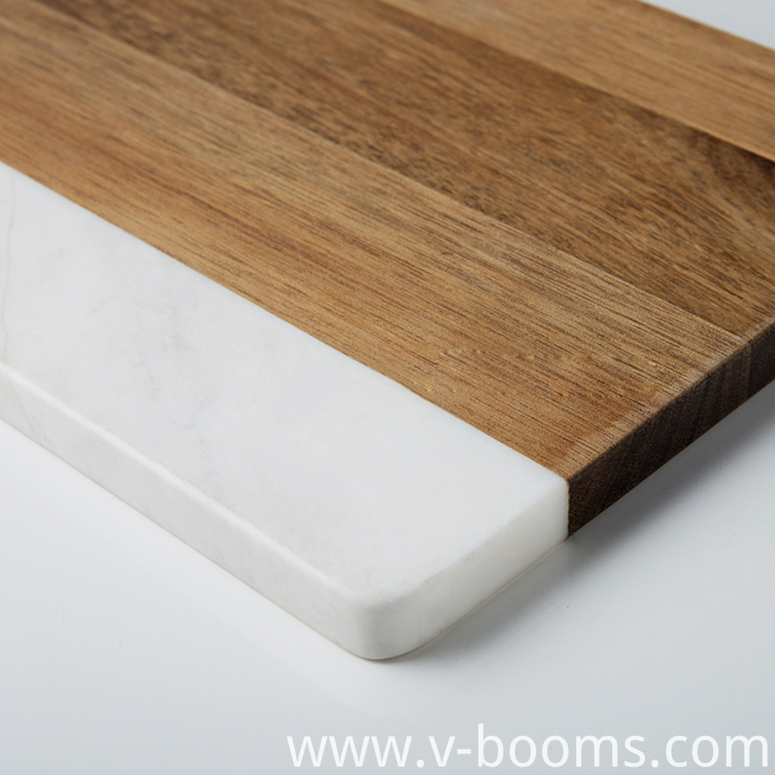 Versatile Rectangle Marble Cheese Board