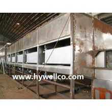 Onion Slice Continuous Drying Machine