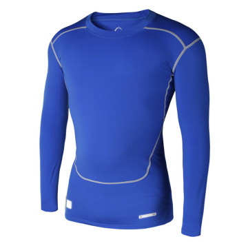 Men's Long Sleeves Rash Guards Custom sublimated rash guard