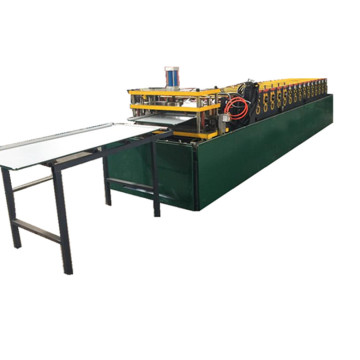Plate roll forming machine with A Discount