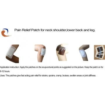 Pain Relief Patch For  Rheumatism