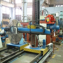 Factory making for Pipe Welding Manipulator Numerical Control Welding Column and Boom export to Poland Manufacturer