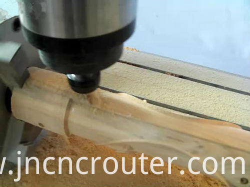 stepper motor cnc wood router