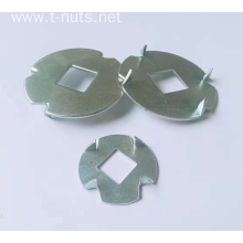 Zinc Plating Carbon Steel  Doggie Tooth Washers