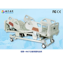 Mingtai M6 multifunction electric hospital bed