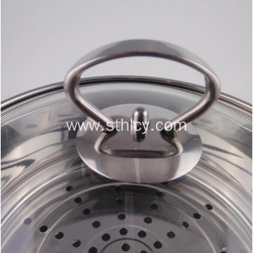 Durable Stainless Steel Stock Pot Wholesale