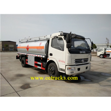 Dongfeng 9500L Gasoline Tank Delivery Trucks